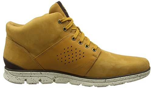 Timberland Herren Bradstreet Half Cab Chukka Boots Braun (Wheat)