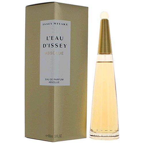 Leau De Parfum - Issey Miyake Eau de Parfum Spray, L'eau D'issey Absolue, 3 Ounce