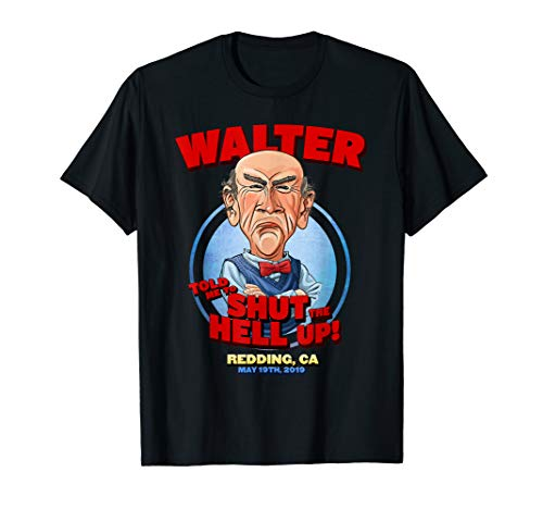 Walter Redding, CA T-Shirt ()
