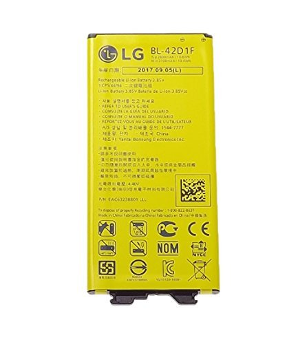 New Premium Replacement Battery for LG G5 BL-42D1F - OEM (Original Equipment Manufacturer)