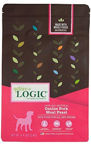 - Nature'S Logic Canine Pork Meal Feast, 4.4 Lb
