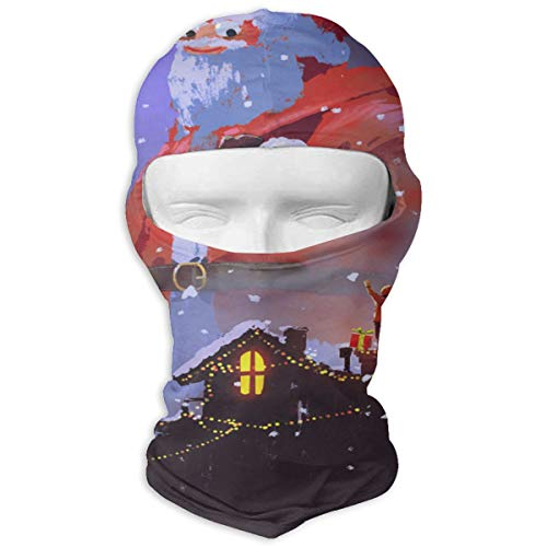 Balaclava Giant Santa Full Face Masks UV Protection Ski Hat Cap Motorcycle Hood for Cycling Women Men