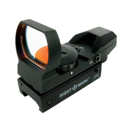 (Sightmark Sure Shot Reflex Sight, Dove Tail (Black) (Certified Refurbished))