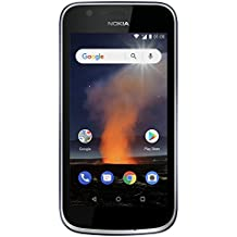 Nokia 1 - Android One (Go Edition) - 8 GB - Dual SIM LTE Unlocked Smartphone...
