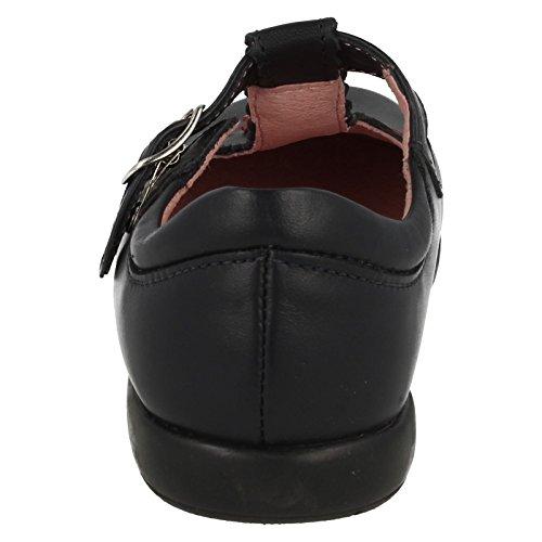 Mädchen Startrite Schlepplift Formale/Casual Schuhe Daisy Atlantic Leather