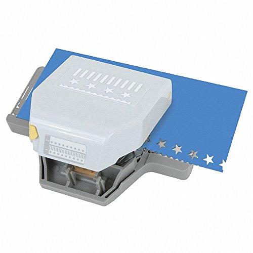 (EK Tools 54-52031 2-in-1 Edger Punch, Stars and Stripes)