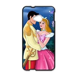 Cinderella II Dreams Come True HTC One M7 Cell Phone Case Black LMS3832300