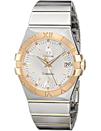Women's 123.20.35.60.02.002 Constellation Quartz Two Tone Watch