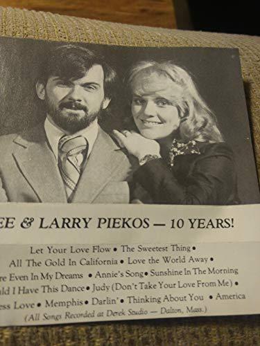 Lee and Larry PIekos - 10 Years! [Dalton, ()