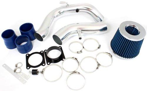 02 03 04 05 06 Nissan Sentra SE-R / Spec V 2.5L Cold Air Intake Blued (Included Air Filter) (Nissan Sentra Intake)