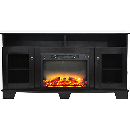 59 inch electric fireplace - 5