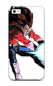 Awesome TaApMpo2016haKwH ZippyDoritEduard Defender Tpu Hard Case Cover For Iphone 5c- Vegeta Ssj by mcsharks