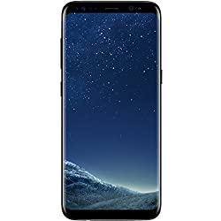 Samsung Galaxy 64GB Verizon + GSM Factory Unlocked 4G LTE (Certified Refurbished) (S8, Midnight Black)