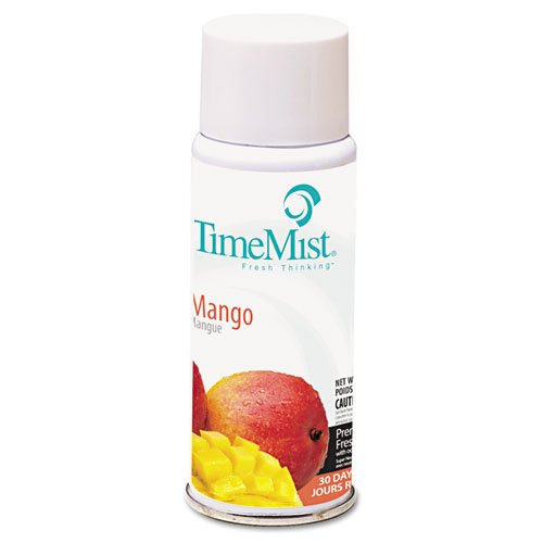 TimeMist 1042453EA Concentrated Micro Metered Aerosol Refills, Mango, 2oz