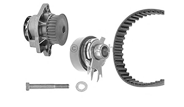 Amazon.com: SEAT Ibiza III Cordoba VW BOSCH Timing Belt Kit + Water Pump 1.0-1.6L 1995-2009: Automotive