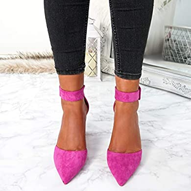 Zapato fucsia - CucuFashion