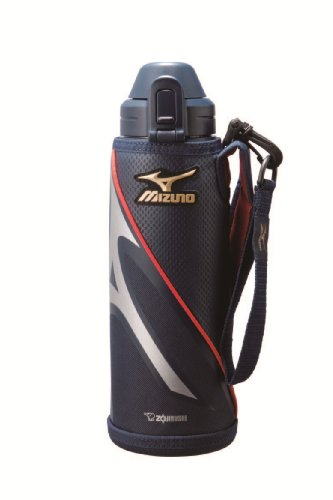 Zojirushi MIZUNO Thermal Stainless Cool Bottle 1.03 liter ( 34.8 oz. ) | SD-AM10-AE (Japan Import) ()