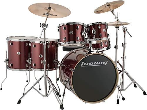 Ludwig Element Evolution 6-pc Drumset