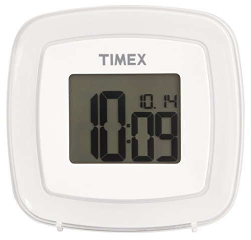 Timex T104W Color Changing Dual Alarm Clock