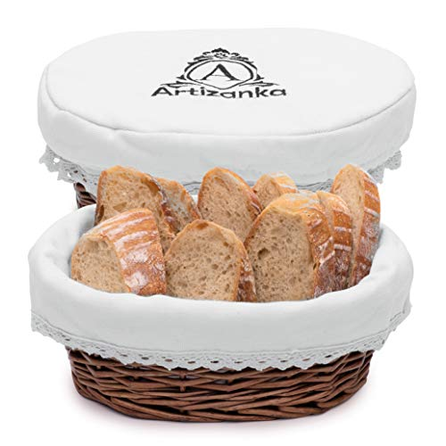 Artizanka Bread Basket for