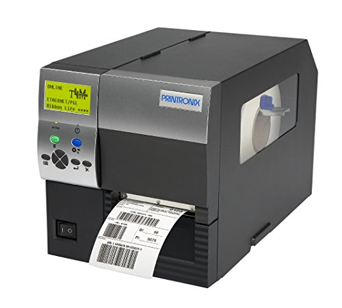 Printronix Printers Thermal Transfer - Printronix TT4M2-0101-40 Thermal Transfer Printer, RFID Ready, Resident Fonts