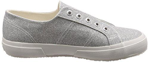 grey Superga Donna Microglitterw Silver Argento 2750 031 Sneaker qwfXZpUWw