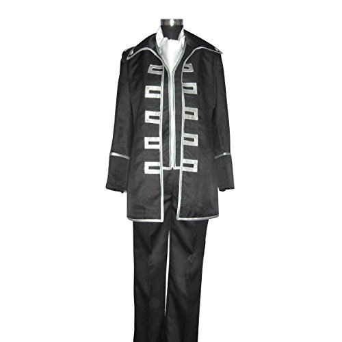 Gintama Shinsengumi(Silver edge) Japanese Cosplay costumes