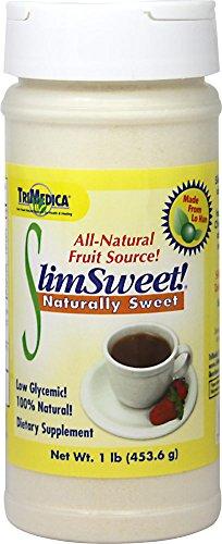 Sweetener Slim Sweet (Trimedica Slim Sweet Natural Sweetener-1 lb Powder)