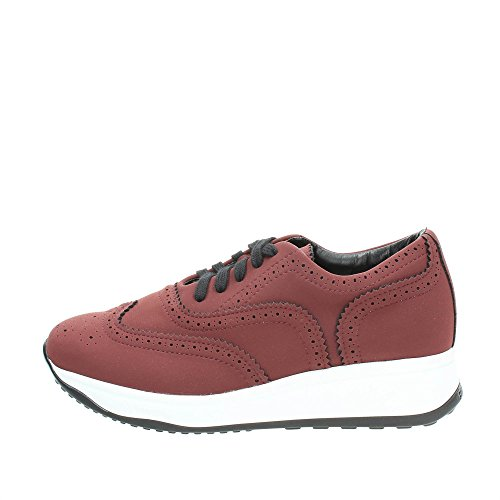 30 1314 Sneakers By Burgundy Agile Women Low Rucoline HOFxttqwU