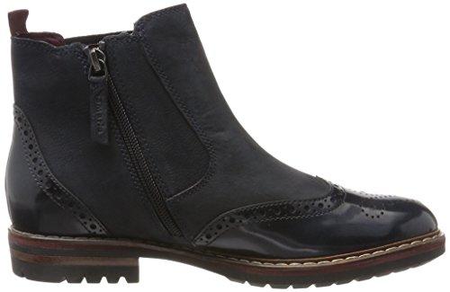 Chelsea 25437 Women's Tamaris Boots Navy Blue qP4wFU