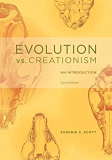 evolution vs creationism an introduction eugenie c scott  evolution vs creationism an introduction