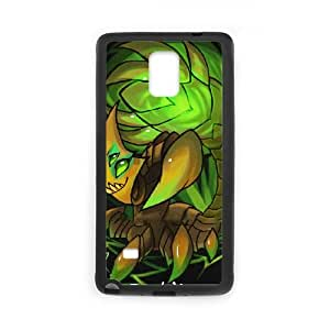Samsung Galaxy Note 4 Cell Phone Case Black Defense Of The Ancients Dota 2 SAND KING 002 LM5605565