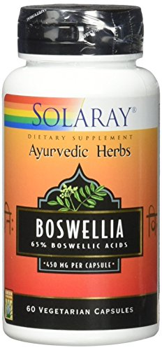 Solaray Guaranteed Potency Boswellia