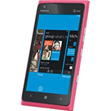 Nokia Lumia 900, Pink (AT&T)