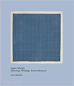 agnes martin writings english and german edition