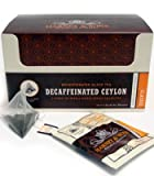 Decaffeinated Ceylon, 1 Individually Wrapped Tea Sachet - By Harney & Sons