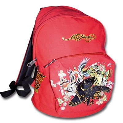 Trend Import 10250700 - Trend Import - Ed Hardy - All Over Rucksack