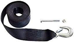 Dutton-Lainson 6249 20-ft Winch Strap with Hook 4000 lb