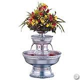 5 gallon beverage fountain - Apex Fountains 5 Gallon Silver Beverage Fountain