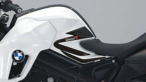 ADESIVI in resina Gel 3D PROTEZIONI LATERALI F800 r compatibili per MOTO BMW F800R