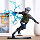 Naruto Hatake Kakashi PVC Static Action Figure Model Office Decor – 6.3 inch by PhoenixGor