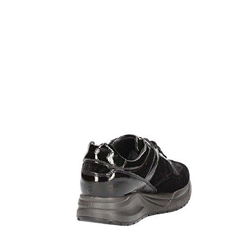 IGI&Co 87632/00 Sneakers Frau Schwarz