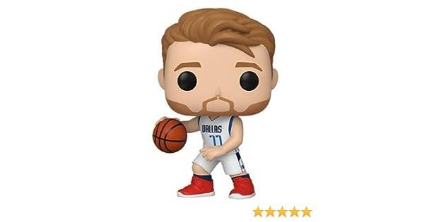 Funko Pop NBA: Dallas Mavericks-Luka Doncic Figura Coleccionable, Multicolor (44277)