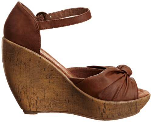 Blowfish Women's Ricky Wedges Heels Whiskey rzwUEWo
