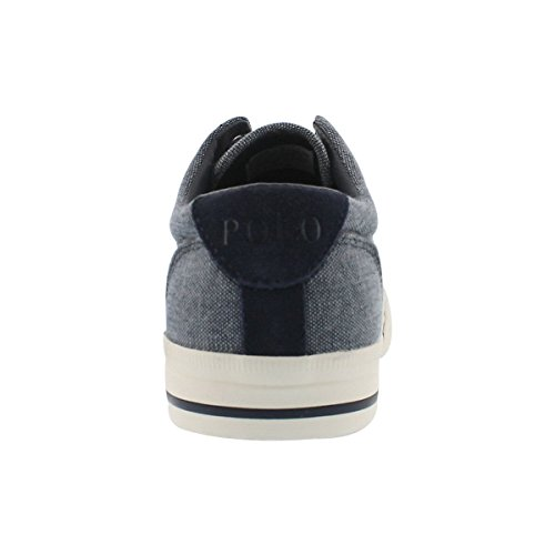 Polo Ralph Lauren Mens Vaughn Sneaker Di Moda Lace-up Blu
