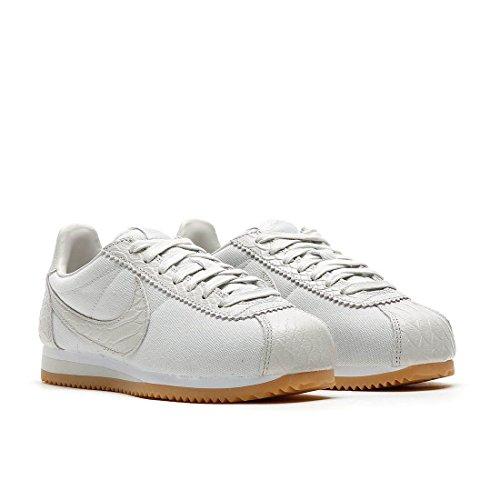 Nike Cortez Lys Bein W Wmns 902856-002 Oss Kvinner Størrelse 7,5 sko
