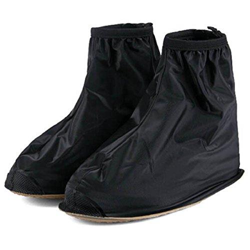 COSMOS 1 Pair Anti-slip Rain Shoe Covers Waterproof Shoes Bo
