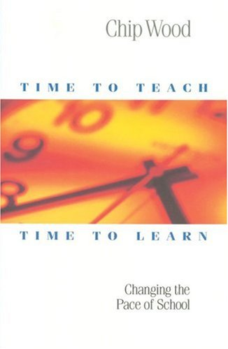 (Time to Teach, Time to Learn)