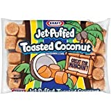 Kraft Jet Puffed Toasted Coconut Marshmallows, 8oz (Pack of 3)