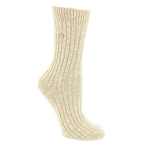 Birkenstock Women's Cotton Slub Socks by Birkenstock
